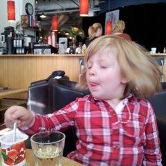 Photo taken at Café Strykjärnet by Max K. on 9/15/2012