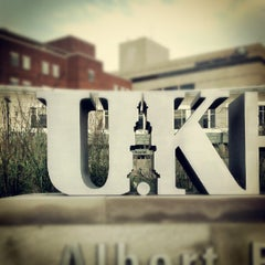Photo taken at University of Kentucky by Tony R. on 9/15/2012