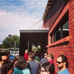 Photo taken at 4 Rivers Smokehouse by Justin C. on 12/29/2012