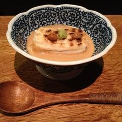 Photo taken at Sushi Taro by Offalo O. on 1/30/2013