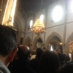 Photo taken at St Demetrious Orthodox Church by Garry k. on 2/17/2013