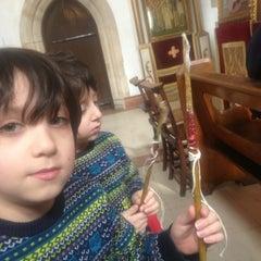 Photo taken at St Demetrious Orthodox Church by Garry k. on 4/7/2013