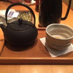 Photo taken at ZenCha Tea Salon by Mustafa Y. on 1/17/2015