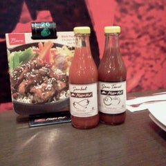 Photo taken at Pizza Hut by Dhia D. on 9/15/2012
