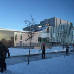 Photo taken at Algonquin College - CA Building by Hamish on 1/12/2016