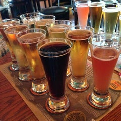 Photo taken at Smoky Mountain Brewery by Christy P. on 6/8/2013