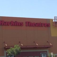 Photo taken at Harkins Theatres SanTan Village 16 by Megan on 7/4/2013
