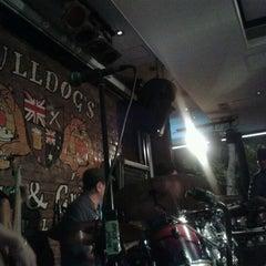 Photo taken at Bulldog's Bar & Grill by Eddy M. on 6/18/2013