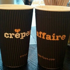 Photo taken at Crepeaffaire by Barış D. on 2/21/2013