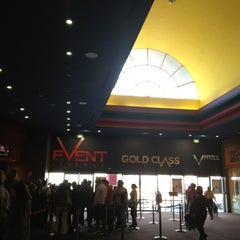Photo taken at eVent Cinemas by Мануэль В. on 6/22/2013