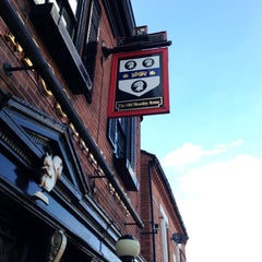 Photo taken at Old Moseley Arms by Ian V. on 2/17/2013