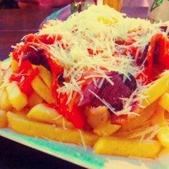 Photo taken at Prime Burger by Fernanda on 2/12/2013