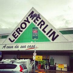 Photo taken at Leroy Merlin by Marcelo B. on 6/6/2013