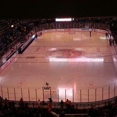 Photo taken at Nassau Veterans Memorial Coliseum by A.N. Z. on 3/8/2013
