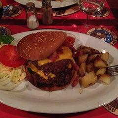 Photo taken at Le Caribou Cafe by Fryar on 11/30/2013