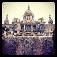 Photo taken at Museu Nacional d'Art de Catalunya (MNAC) by David B. on 5/28/2013