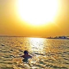 Photo taken at Al Dar Island by John on 6/17/2015