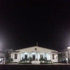 Photo taken at Balai Kota Bogor by juan c. on 5/26/2014
