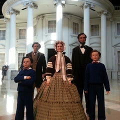Photo taken at Abraham Lincoln Presidential Museum by Bryan F. on 3/23/2013
