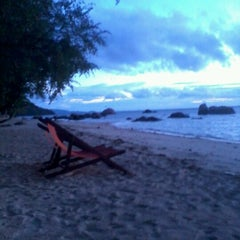 Photo taken at Sabai beach resort by Ray N. on 9/19/2012