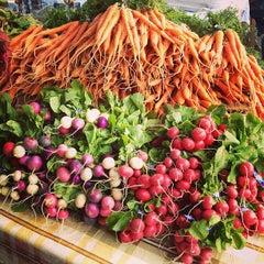 Photo taken at West Seattle Farmers Market by Joe S. on 1/6/2013