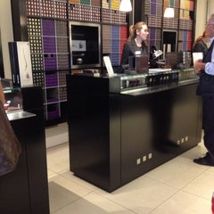 Photo taken at Nespresso Boutique by Maria T. on 10/11/2012