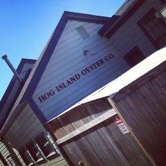 Photo taken at Hog Island Oyster Farm by Clint J. on 2/15/2013