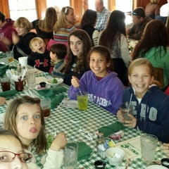 Photo taken at Pine Tavern Restaurant by Scott H. on 12/1/2013