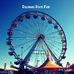 Photo taken at Colorado State Fairgrounds by Scott G. on 8/26/2013