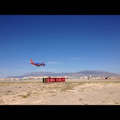 Photo taken at Albuquerque International Sunport (ABQ) by Christopher C. on 9/19/2012