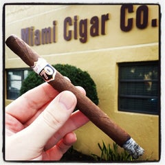 Photo taken at Miami Cigar & Company by Jere K. on 11/8/2013