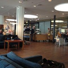 Photo taken at Aviator Lounge by Bård on 9/25/2012