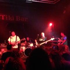 Photo taken at Tiki Bar by Lewis R. on 6/21/2014
