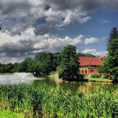 Photo taken at Washington Park by Steve K. on 7/21/2013