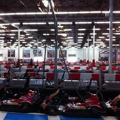 Photo taken at K1 Speed Carlsbad by Kathy C. on 9/21/2012