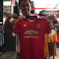 Photo taken at Upper 90 Soccer Store by cvvh on 9/11/2015