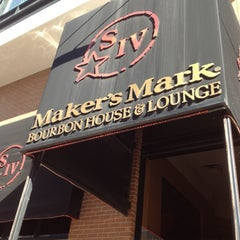 Photo taken at Maker's Mark Bourbon House & Lounge by Katy S. on 11/3/2012