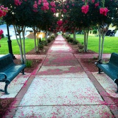 Photo taken at Wall South Veterans Memorial by John P. on 7/10/2014