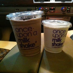 Photo taken at Once Upon A Milk Shake by Christinerexy on 4/6/2013