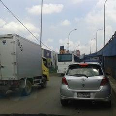 Photo taken at Cikarang Barat by Purnosidi on 12/6/2013