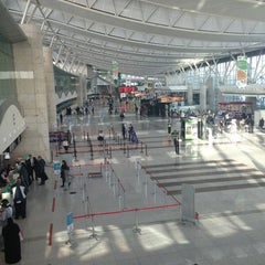 Photo taken at Ankara Esenboğa Airport (ESB) by Ebru E. on 2/26/2013