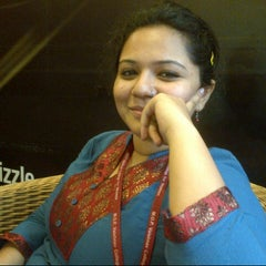 Photo taken at Cafe Coffee Day by Neeraja on 11/20/2012