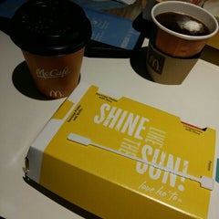 Photo taken at McDonald's by Jeryll C. on 5/13/2015
