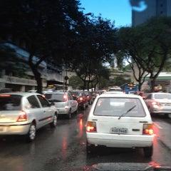 Photo taken at Avenida Vinte e Três de Maio by Camila on 9/21/2012