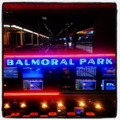 Photo taken at Balmoral Park by Chops W. on 4/7/2014