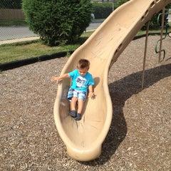 Photo taken at West Gates Elementary School Playground by Jaime F. on 7/31/2013