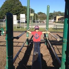 Photo taken at West Gates Elementary School Playground by Jaime F. on 9/18/2013