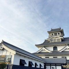 Photo taken at 長浜城 (長浜城歴史博物館) by Vol on 11/23/2015