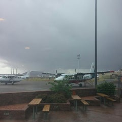 Photo taken at Page Municipal Airport (PGA) by Larry K. on 5/23/2014