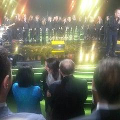 Photo taken at RAI - Radio Televisione Italiana - CPTV Napoli by Giovanni S. on 10/24/2014